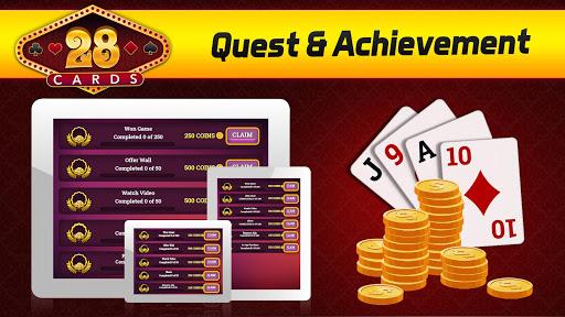 28 Card Game 4.5 screenshots 10