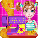 Kids Tailoring And Dress Up icon