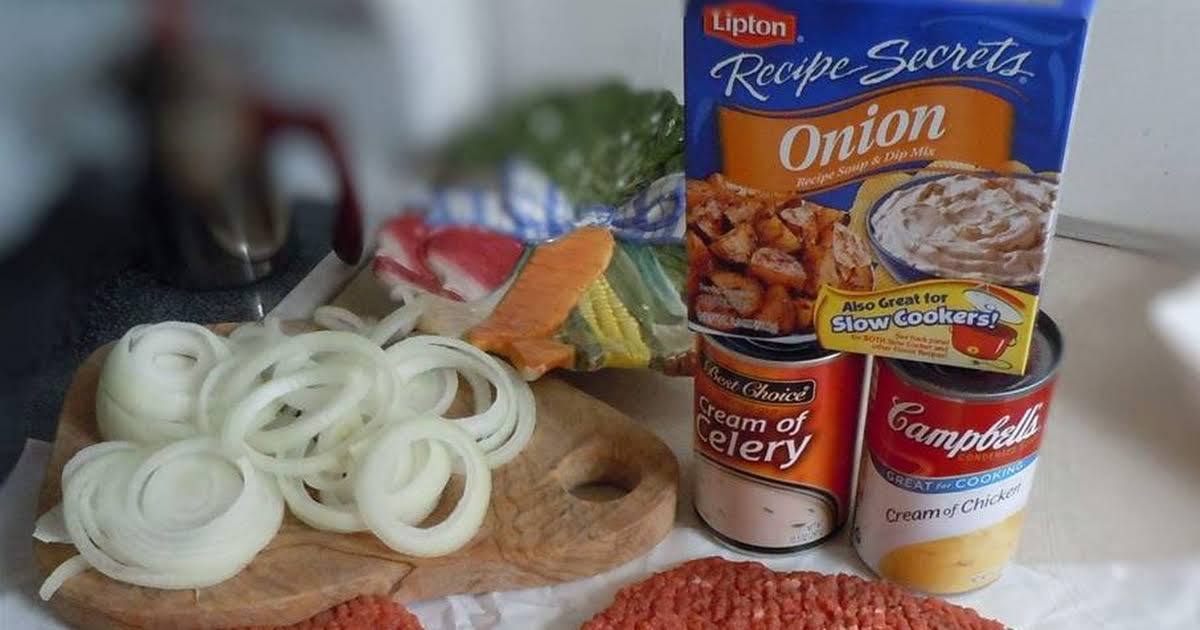 10 Best Cube Steak And Lipton Onion Soup Mix Recipes
