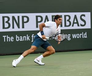 """Roger Federer: """"J'ai pris beaucoup de plaisir"""""""