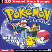 Pokémon - 2.b.a. Master - Music From The Hit TV Series