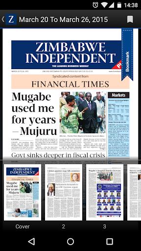 The Zimbabwe Independent  screenshots 4