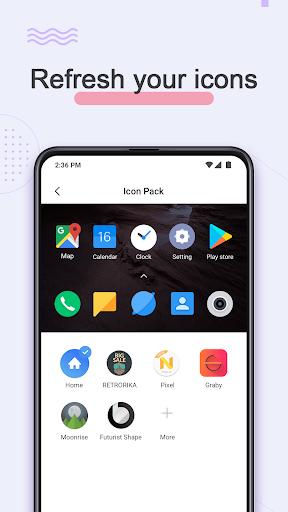 Screenshot for POCO Launcher - Customize, Fresh & Clean in Hong Kong Play Store