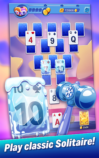 Solitaire Showtime: Tri Peaks Solitaire Free & Fun 1.7.0 screenshots 1