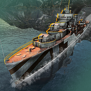 Game Battle of Warships APK for Windows Phone