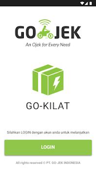 GO-KILAT Driver