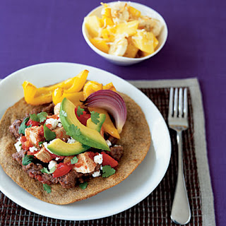 Turkey Tostadas Recipes