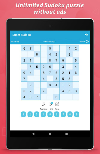Sudoku - Free Sudoku Puzzles screenshots 13