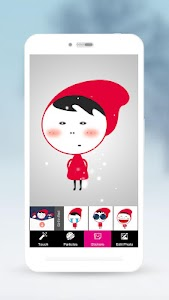 Red Girls-Magic Finger Plugin screenshot 1