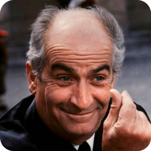 Instant Louis de Funès - Soundboard Icon