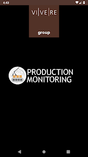 Vivere Production Monitoring - náhled