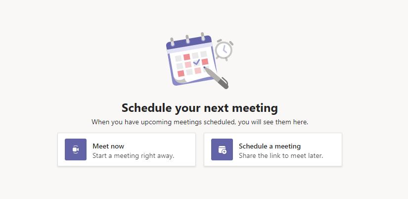 Calendar in Office 365.