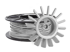 Silver Pro Series Tough PLA Filament - 2.85mm (1kg)