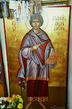 Photo: Икона Святого Пантелеймона - главная врачевательница прокаженных