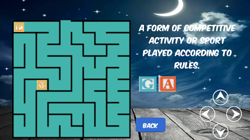 Word Maze Puzzle screenshots 4