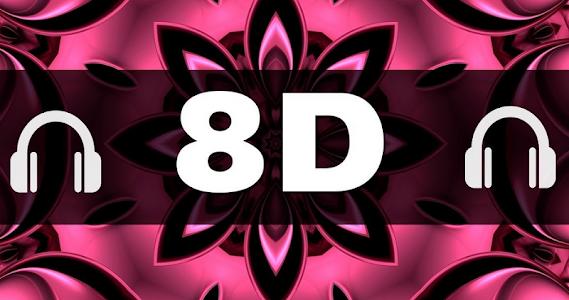 Music 8D. Listen to 8d music in 360 degrees 2.0.0