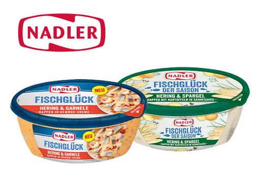 Bild für Cashback-Angebot: Neue Sorten Nadler Fischglück probieren - Nadler