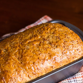 Cracked Wheat Bread.