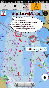 Nautical/Marine Charts-Belgium- screenshot thumbnail