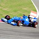 Formula Racing Car 2021 icon