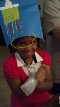Photo: Kaleya joins in on the festivities