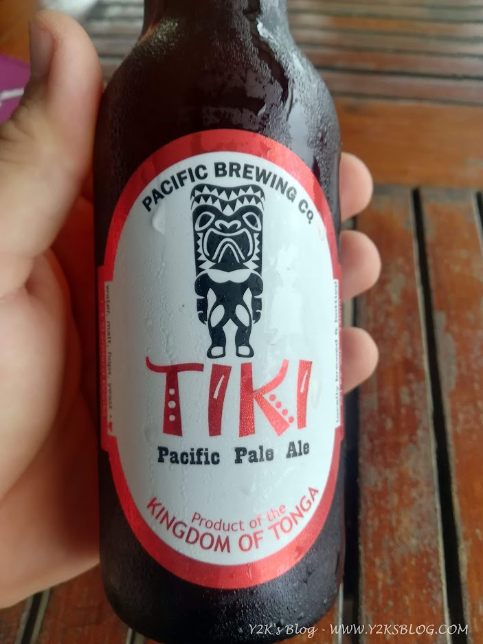 La birra di Tonga