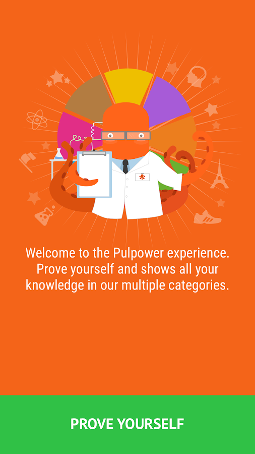 Pulpower- screenshot