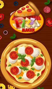 Pizza Maker 2017-Cooking Games - náhled