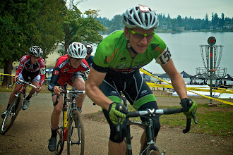 Photo: Another weekend of Suffer Faces in Seattle. This time at Silver Lake and watch Russie open a gap here on the climb, not look back, and leave those behind him to sin Seattle and a pain cave. Today, he's en route to Colorado for a new job and races.