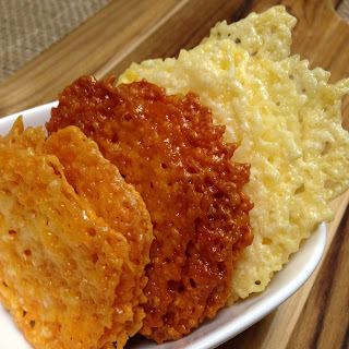 Homemade Cheese Crisp Crackers – Keto and Low Carb Recipe