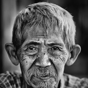 by Asep Dedo - People Portraits of Men ( senior citizen )