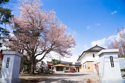 弘徳寺の桜