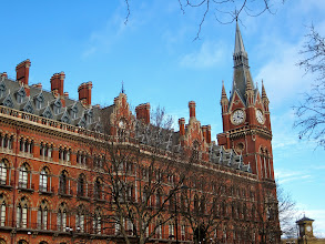 Photo: St. Pancras International, London