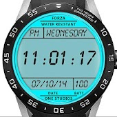 Watch Face Z02 Android Wear