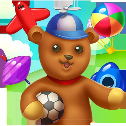 解谜の玩具の世界:楽しいカーニバルブラスト LOGO-HotApp4Game