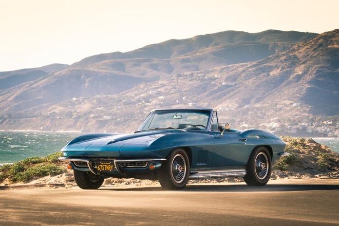 1967 Corvette Hire CA