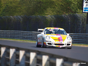 Photo: Porsche at High Speed!