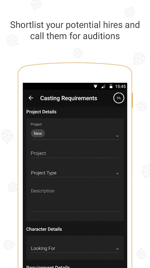 Dazzlr Acting & Modeling Jobs- screenshot