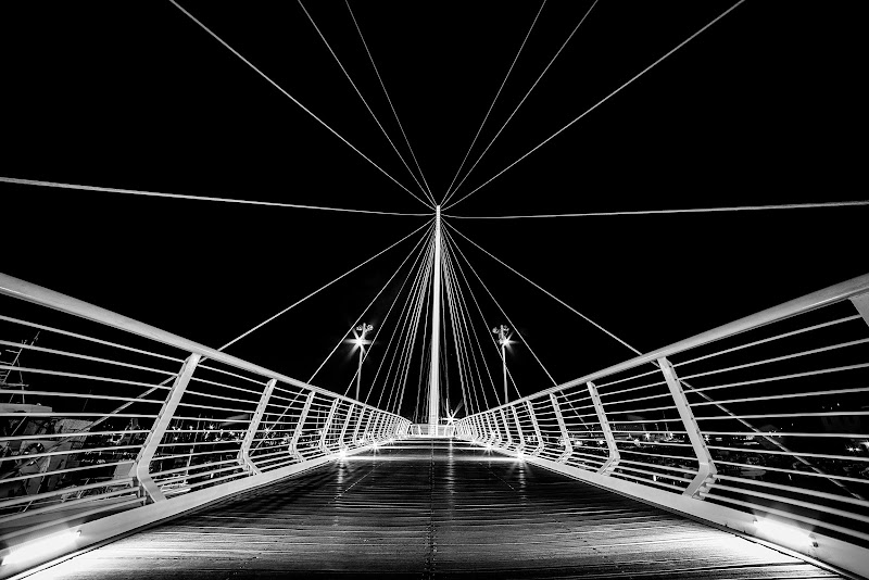 X Rays Bridge di Nico Angeli Photography