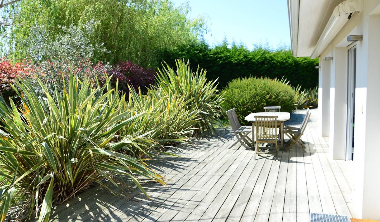 Villa en bord de mer avec jardin Seignosse