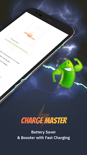 Charge Master, Fast Charging And Battery Saver for PC