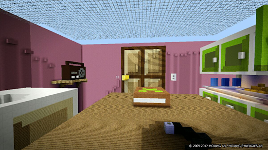 Hide And Seek Minecraft Map Screenshot Thumbnail