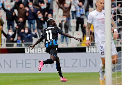 Club Brugge won thuis tegen Anderlecht