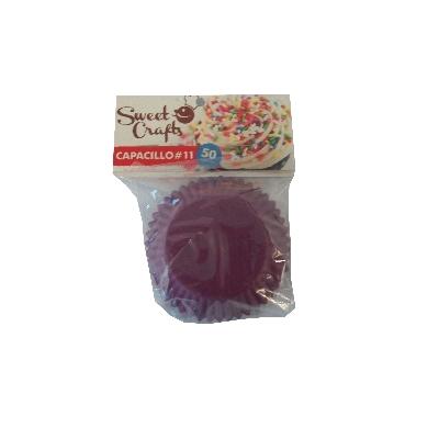 capacillos sweet crafts morado n.11