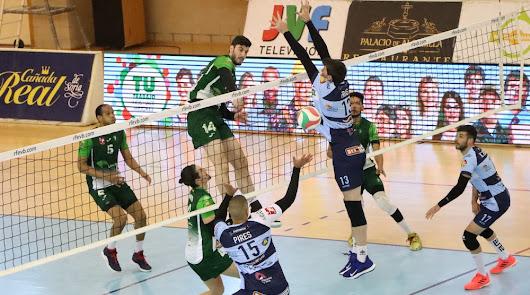 La semifinal sigue estando a dos pasos tras caer en Soria