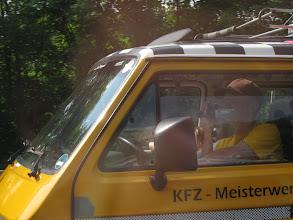 Photo: Noch ein Busfahrer