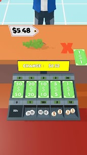Cashier 3D MOD Apk 2.4 (Unlimited Money) 2