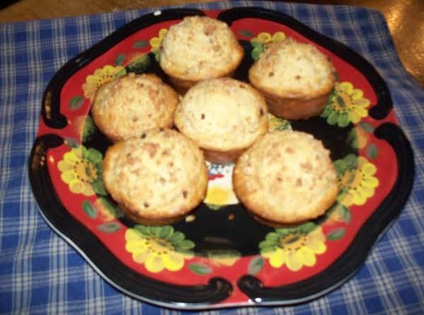 Parmesan Nut Muffins Recipe