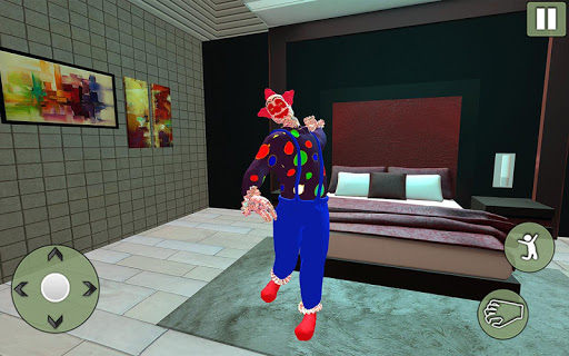 Scary Horror Clown  Pennywise - Ghost Escape Game 1.1 screenshots 11