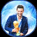 Wallpaper Team France champion World- Lloris icon